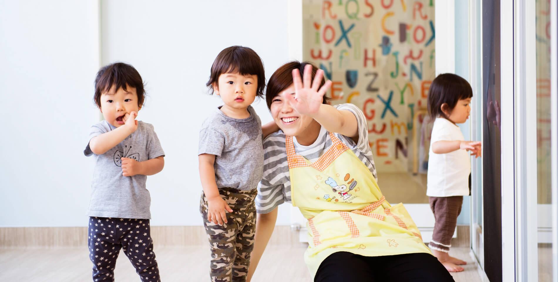 子育てママの働くオフィス【ピーカブー】